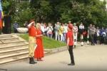 МИТИНГ В ЧЕСТЬ ДНЯ ПОГРАНВОЙСК РОССИИ И ДНЯ РОЖДЕНИЯ «ЮНАРМИИ»