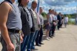 Кимряки отметили День ВМФ России на набережной Гавани